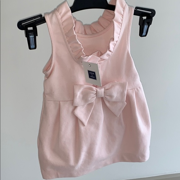 Janie and Jack Other - JANE AND JACK 6 to 12 months 2 piece dress pink